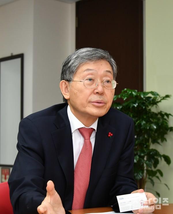 조흥식 사회복지공동모금회 회장